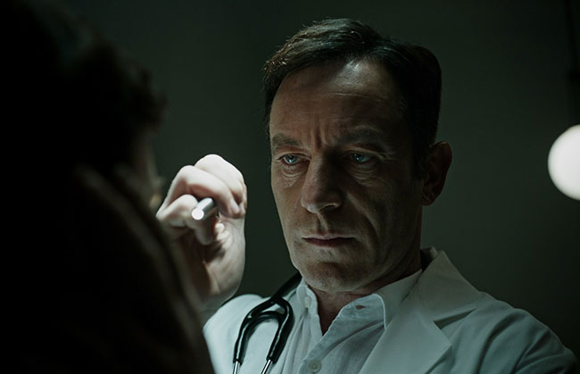 Un fotogramma del film horror del 2017 A Cure for Wellness: La Cura dal Benessere