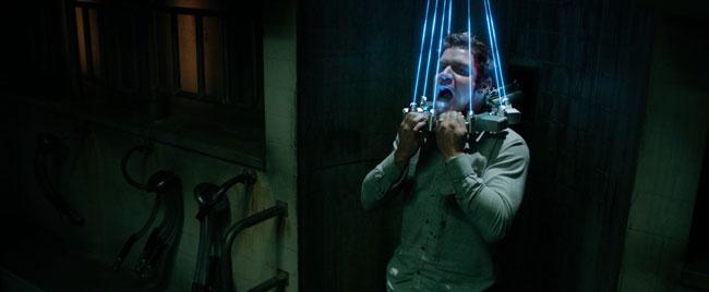 Un fotogramma del film horror Saw Legacy (Jigsaw)