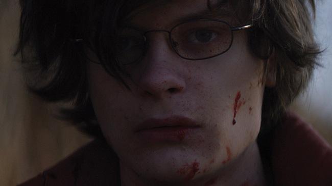 Un fotogramma del film fantastico Super Dark Times