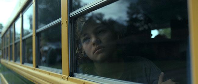 Un fotogramma del film And Then I Go