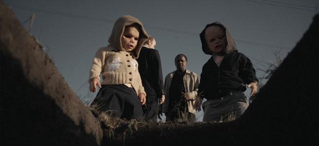 Un fotogramma della serie TV Channel Zero: Butcher's Block terza stagione