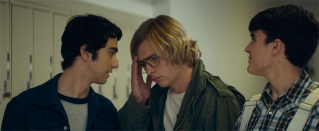 Un fotogramma da My Friend Dahmer