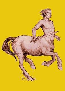 I Centauri, metà uomini e metà cavalli