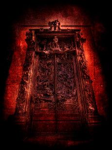 Culsu, guardiana della porta dell'inferno