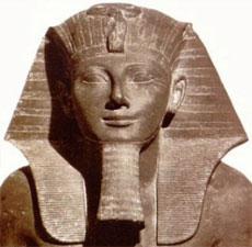 Il faraone Tuthmosis III