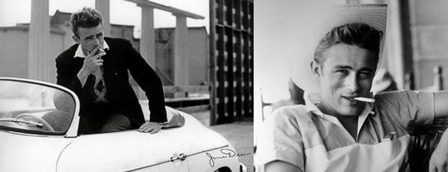 James Dean e la sua Porsche: due icone degli anni '50 che resistono fino a oggi