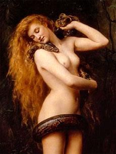 Lilith, la prima donna e madre di demoni