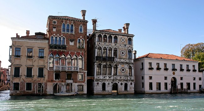 Ca 39 dario la casa maledetta di venezia for Palazzi di una storia