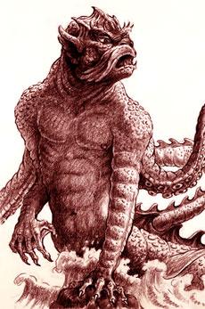 Ceto, il mostro dei mari