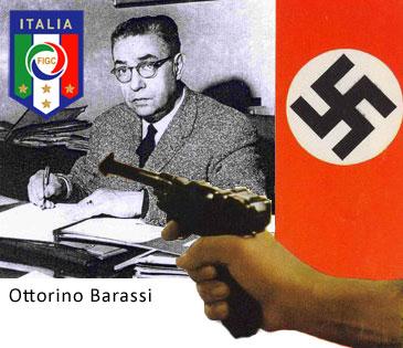 L'ingegner Ottorino Barassi salva la Coppa Rimet dalla Gestapo