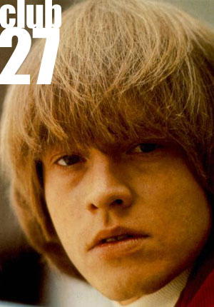 Brian Jones e il Club 27