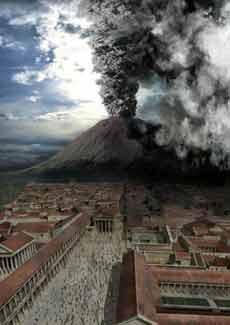 L'eruzione del Vesuvio del 79 d.C. e la fine di Pompei ed Ercolano