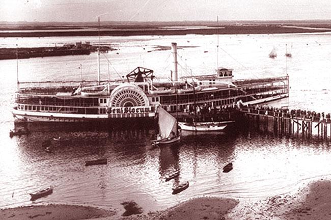 La nave a vapore PS General Slocum