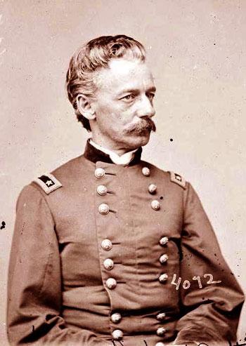 Il capitano William J. Van Schaick