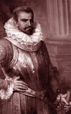 Il conquistatore Pedro de Alvarado
