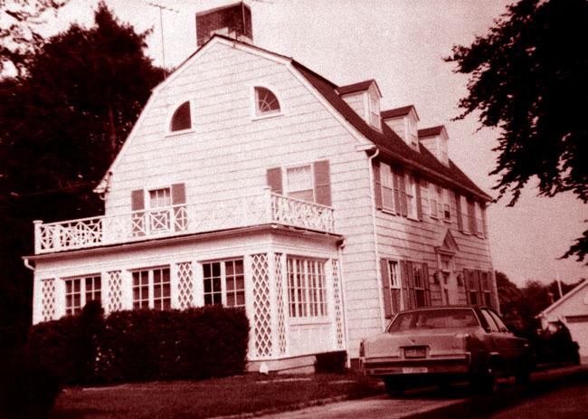La villa di Amityville, sul finire degli anni '70