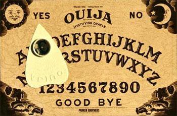 Una variante di Ouija board