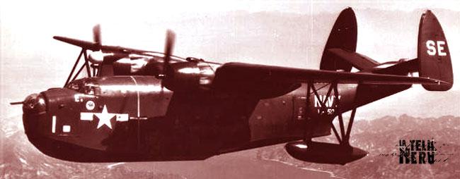 L'aereo Martin Mariner  scomparso nel Triangolo delle Bermuda