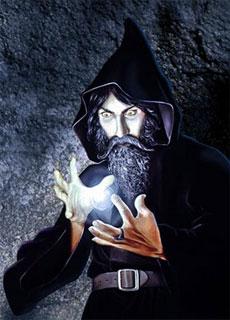 Risultati immagini per il mago cattivo