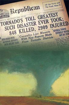 Il Tornado dei Tre Stati (Tri-State Tornado)