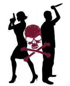 Coppie Assassine: Uomo e Donna, insieme