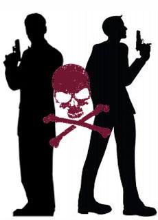 Coppie Assassine: Uomo e Uomo, insieme