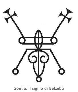 Il sigillo di belzebù nella Goetia