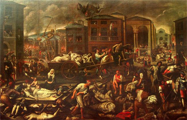 Peste nera la pi grande pandemia nella storia dell umanit - La finestra di fronte andrea guerra ...