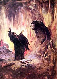 Evocazioni demoniache: storia, tradizioni, rituali, protagonisti e pericoli