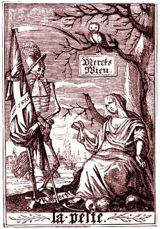 I prodigi della Peste Nera: segugi infernali e vermi alieni