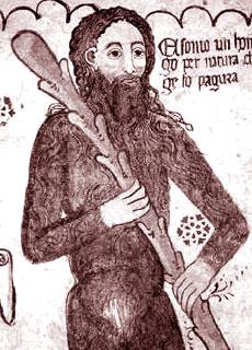 L'Uomo Selvatico: storia, folclore e psicologia
