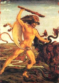 Ercole (Eracle), l'eroe semidio figlio di Zeus