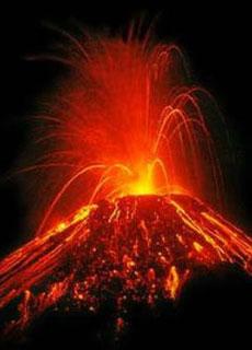 Grandi disastri: L'Eruzione del vulcano dell'isola di Thera (Santorini)
