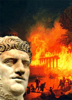 Grandi disastri: Il Grande Incendio di Roma del 64 d.C.