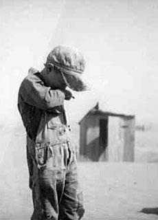 Grandi disastri: L'invasione della polvere negli USA durante gli anni Trenta