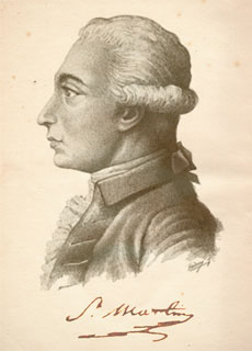 Louis-Claude de Saint-Martin, il filosofo incognito
