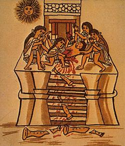 Sacrificio umano rituale