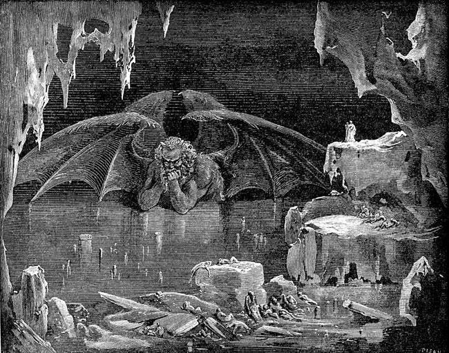 Satana e Lucifero: due entità distinte e differentemente ribelli