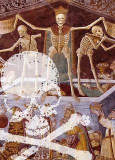 Il Trionfo della Morte: la caducità umana nel XIV secolo