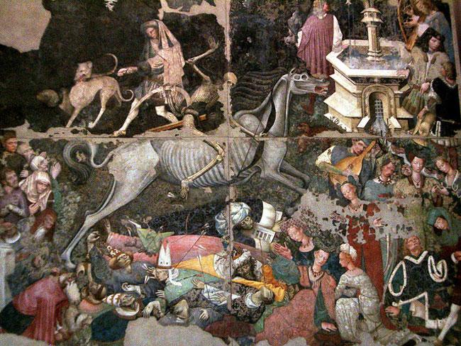 Il Trionfo della Morte a Palermo