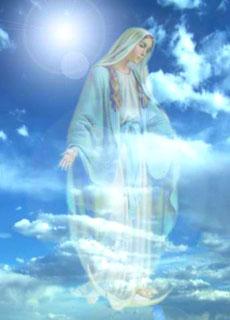 Il significato astroteologico della figura della Vergine