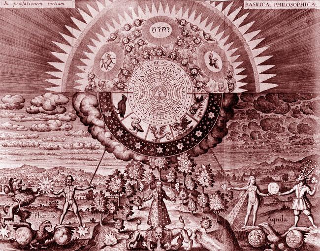 Il cosmo dei numeri alchemici