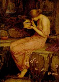 Il Vaso di Pandora, la prima donna della mitologia greca