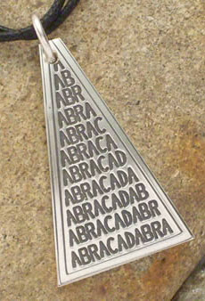 Abracadabra, una paralo magica protettiva