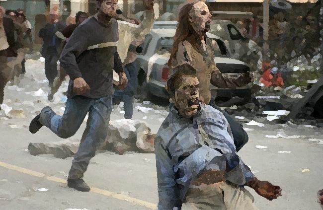 Zombie, zombie e ancora zombie... ovunque!