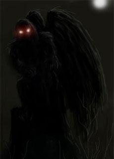 Mothman, il misterioso Uomo Falena della Virginia Occidentale