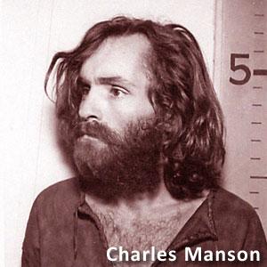 Il serial killer per induzione Charles Manson