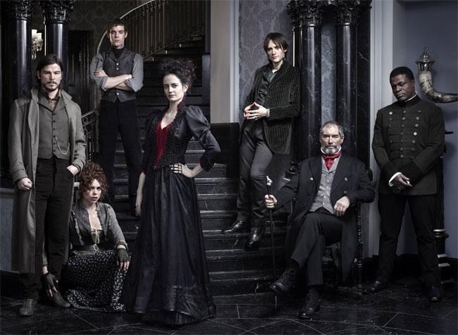 Il cast (quasi) completo della prima Stagione di Penny Dreadful