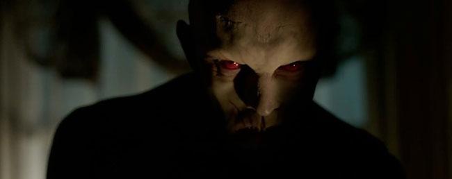 Un'immagine del vampiro protagonista della prima Stagione di Penny Dreadful