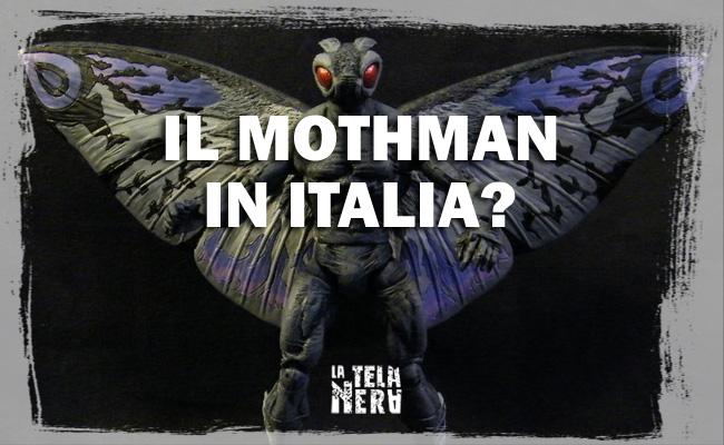 Il Mothman in Italia: l'Uomo Falena tra Brescia e il lago di Garda?